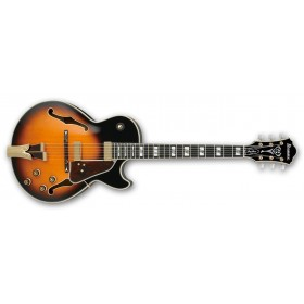IBANEZ GB10-BS PRESTIGE GEORGES BENSON BROWN SUNBURST