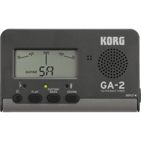 KORG GA-2 Accordeur Guitare & Basse