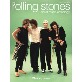 The Rolling Stones Sheet Music Antology