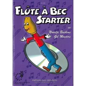 Flute A Bec Starter Volume 1 + CD