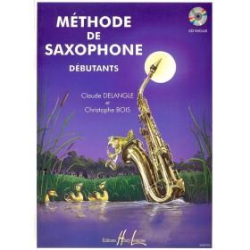 Méthode De Saxophone Débutants + CD