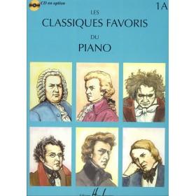 Les Classiques Favoris du Piano Volume 1A