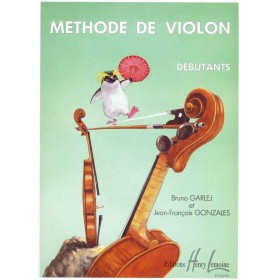 Méthode De Violon Débutant Henry Lemoine