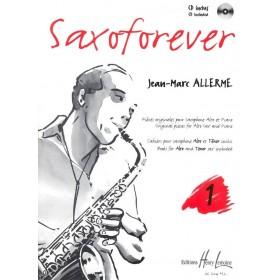 Saxoforever Volume 1 + CD
