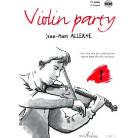 Violin Party Volume 1 Jean Marc Allerme + CD