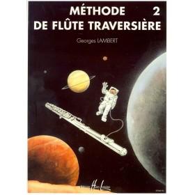 Méthode de Flûte Traversière Débutants Vol 2 G.Lambert