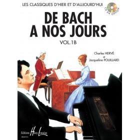 De Bach A Nos Jours Volume 1B