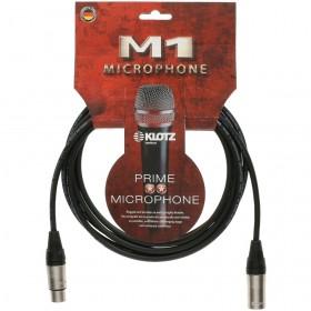 KLOTZ M1 CABLE MICROPHONE XLR / XLR 5 M