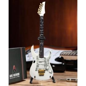 Guitare Miniature Steve Vai Signature White Jem