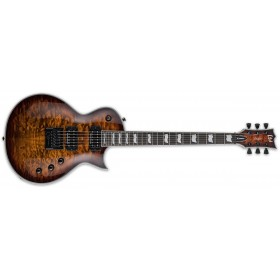ESP LTD EC-1000 EVERTUNE DARK BROWN SUNBURST