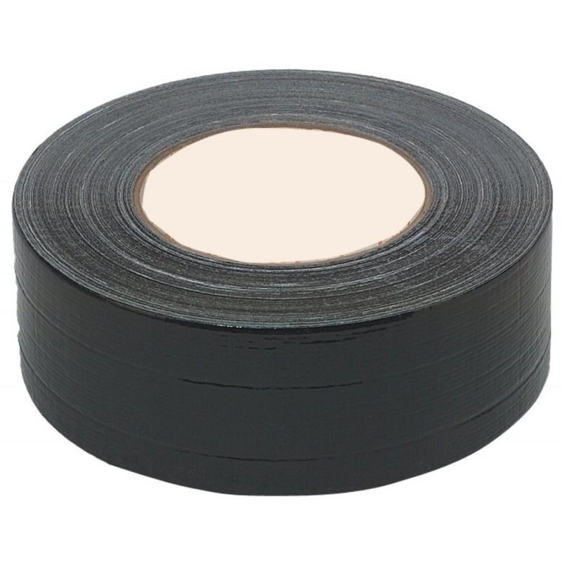 GEWA Ruban Adhesif Gaffer Noir