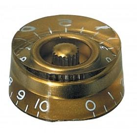 Bouton de Potentiomètre Or