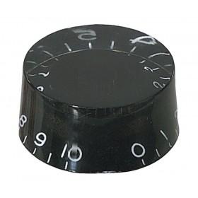Bouton de Potentiomètre Noir