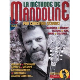 La Méthode de Mandoline + CD