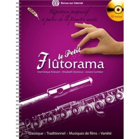 Le Petit Flutorama Volume 1 A + Audio