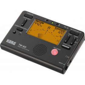 KORG Accordeur/Metronome TM60-BK