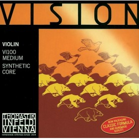 THOMASTIK VISION MEDIUM VIOLON 1/4