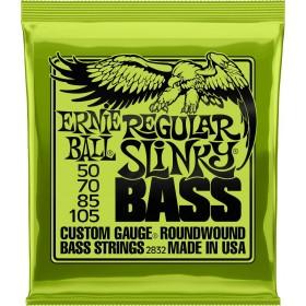 ERNIE BALL 2832 REGULAR SLINKY BASS 50-105