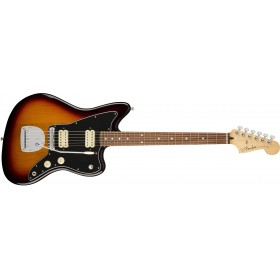 FENDER Player Jazzmaster 3 Color Sunburst Pau Ferro