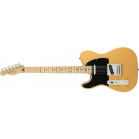 FENDER Player Telecaster Butterscotch Blonde Maple Gaucher
