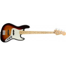 FENDER Player Jazz Bass 3 Color Sunburst Maple