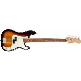 FENDER Player Precision Bass 3 Color Sunburst Pau Ferro