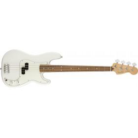 FENDER Player Precision Bass Polar White Pau Ferro