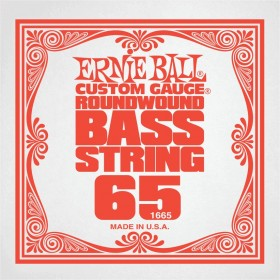 ERNIE BALL CORDE DE BASSE 65