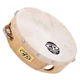 "LP TAMBOURIN CP BOIS 8"" Simple Rangée"