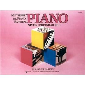 Méthode de Piano Bastien : Piano Niveau Préparatoire