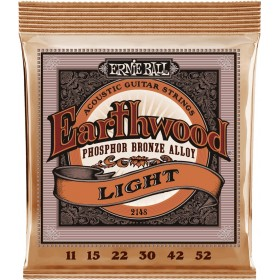 ERNIE BALL EARTHWOOD PHOSPHORE BRONZE LIGHT 11-52