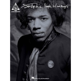 JIMI HENDRIX People, Hell and Angels Recorded Versions Guitare