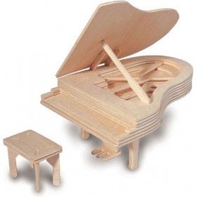 QUAY Kit Contruction en Bois Piano