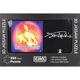 PUZZLE Jimi Hendrix Winterland 256 Pièces