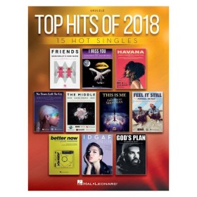 Top Hits Of 2018 Ukulele