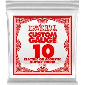 ERNIE BALL Corde Electrique ou Acoustique 10