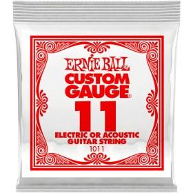ERNIE BALL Corde Electrique ou Acoustique 11