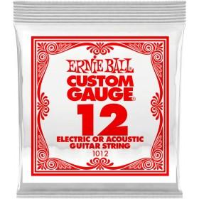 ERNIE BALL Corde Electrique ou Acoustique 12