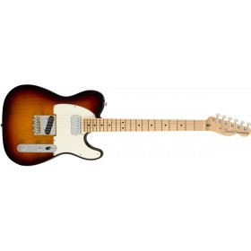 FENDER American Performer Telecaster Hum 3 Color Sunburst Maple