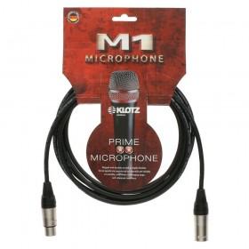 KLOTZ M1 CABLE MICROPHONE XLR / XLR 1 M
