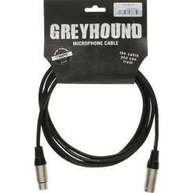 KLOTZ GREYHOUND CABLE MICROPHONE XLR / XLR 10 M