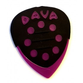 DAVA Médiator GRIP TIPS Violet