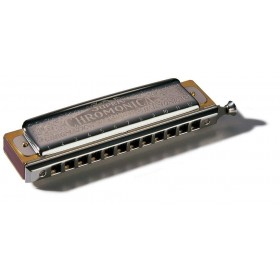 HOHNER SUPER CHROMONICA 12 Trous C DO