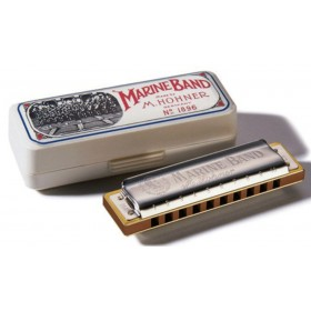 HOHNER Marine Band 1896 C DO