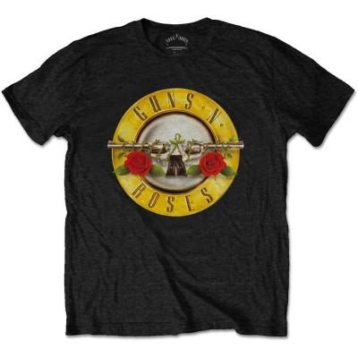 T-Shirt Homme GUNS N ROSES Classic Logo Taille L