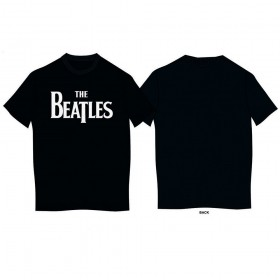 T-Shirt Homme The Beatles Drop Black Taille M