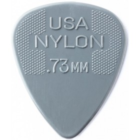 DUNLOP Médiator NYLON Standard 0,73 mm