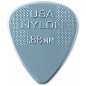 DUNLOP Médiator NYLON Standard 0.88 mm