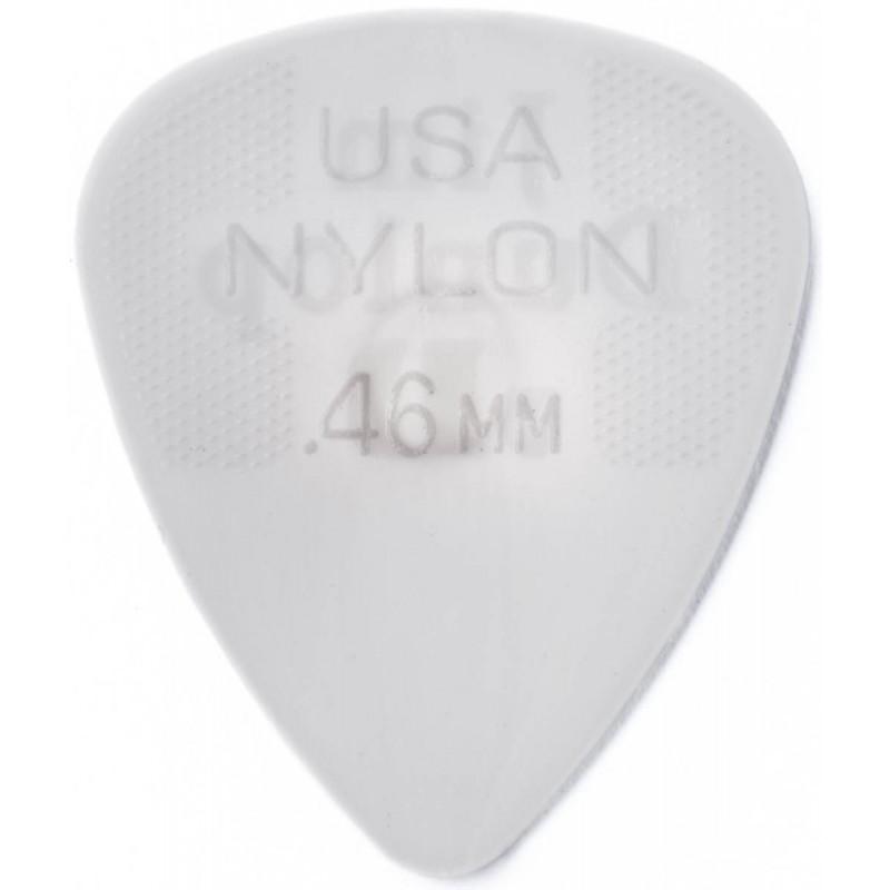 DUNLOP Médiator NYLON Standard 0,46 mm