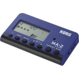 KORG MA-2 METRONOME Bleu & Noir